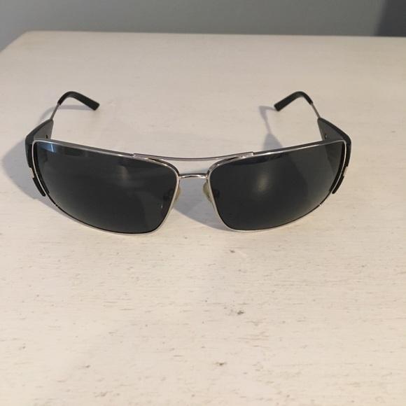 90e6d5df851 czech authentic prada sunglasses spr53f shiny black eef57 dddc6